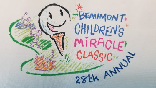 Beaumont Children's 28th Annual Miracle Classic